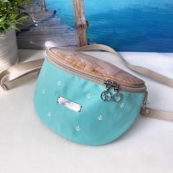 *Wunsch* Fold-Over Tasche
