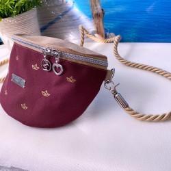 *Wunsch* Zip Tasche