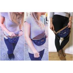 *Wunsch* 2 in 1 Tasche